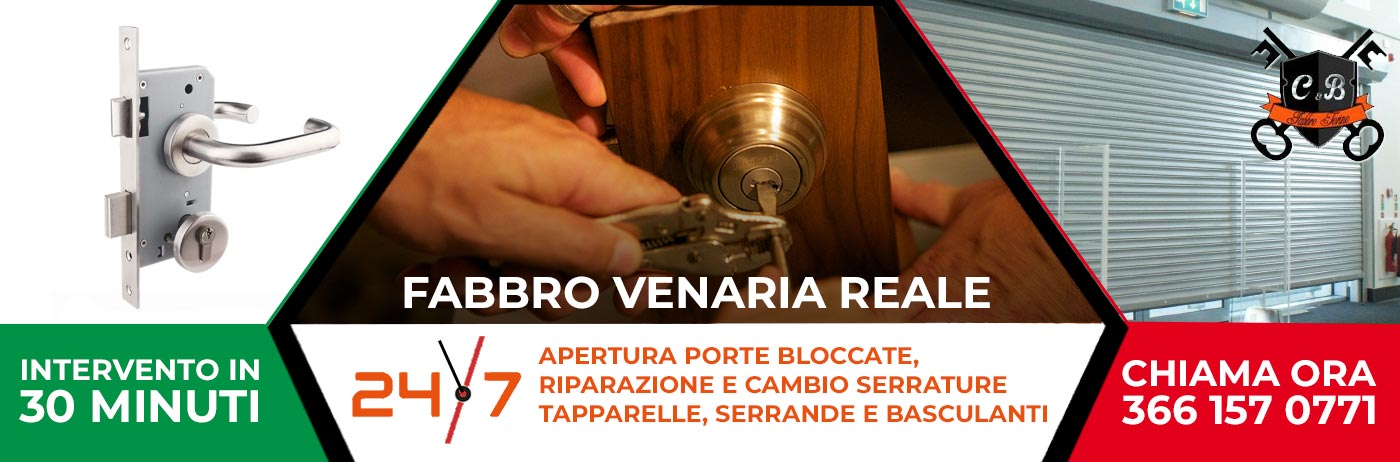 Fabbro Venaria Reale