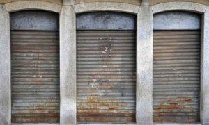 Riparazione saracinesca San Gillio
