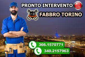 Fabbro Pronto Intervento Torino