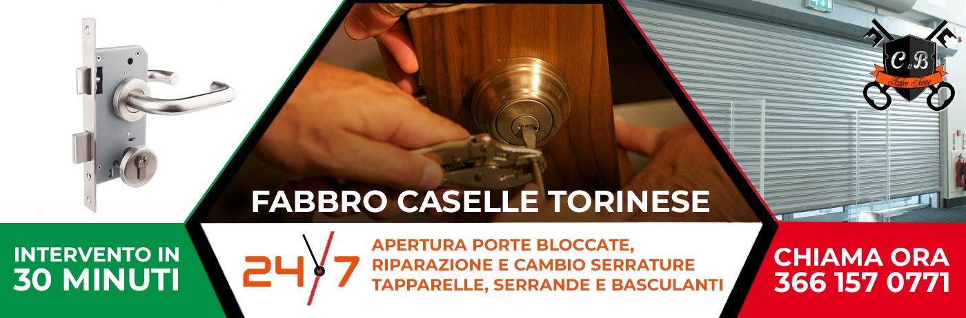 Fabbro Caselle Torinese