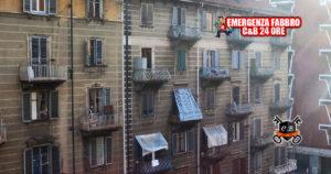 Fabbro Torino Corso Giulio Cesare