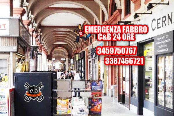 Fabbro Torino Via Cernaia