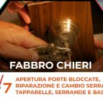 Fabbro Chieri