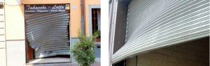 Serrande Torino