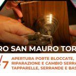Apertura Porte e Serrature San Mauro